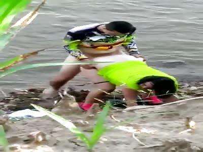 Fuck in River