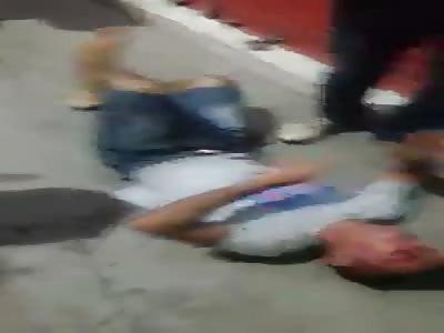 Brazilian thief captured and killed   theYNC