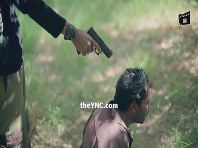 New ISIS Handgun Execution