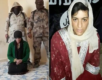 New ISIS Pistol Execution of Female Hostage |