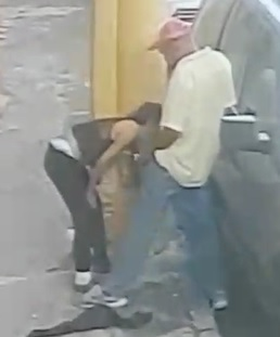 Crackhead Love Caught on CCTV