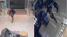 FULL: Mall Massacre (Better Angles & Aftermath)