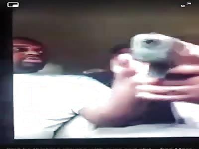 Girlfriend accidentally shoots boyfriend in the head | theYNC