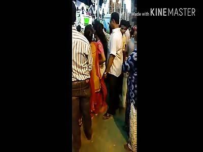 Molestation of a Minor Girl in Public   theYNC->