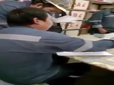 Bolivian vs Chinese