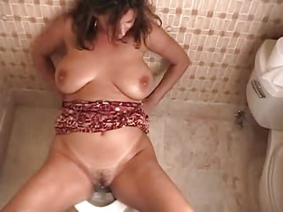 Water masturbation