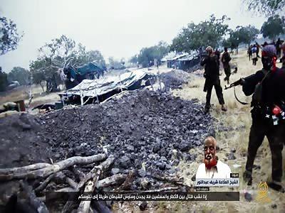 New video isis africa killing enemies | theYNC->