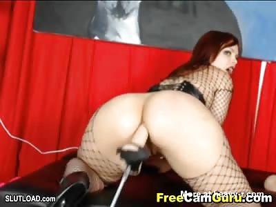 Ass fuck machine