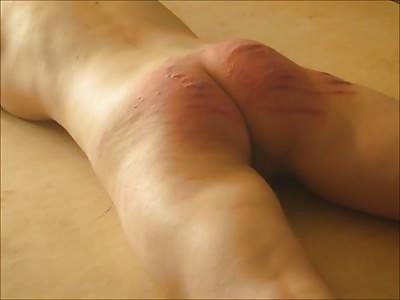 Crazy  pain punishment for whore Костя Лысенко