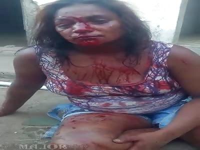 Girl Beaten for Sending Boyfriend of Other Girl Text Message