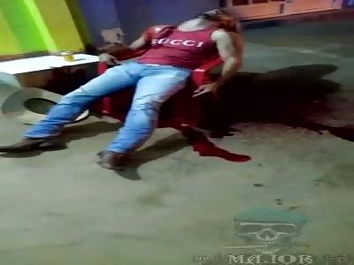 cowboy brutally murdered in brasil