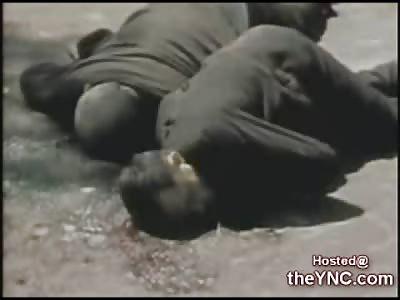 Nazi's Hang and execute Random People in Yugoslavia |