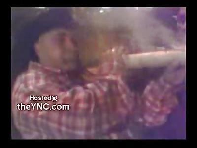 WOW: Smoking the Worlds Biggest Joint in Venezuela...