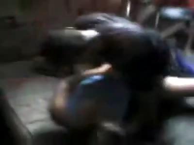 Menina novinha transando com déz caras na favela no brasil....Brand new girl sex with ten guys in the favela in Brazil | theYNC