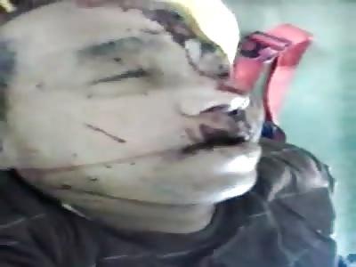 Creepy Morgue Footage Uploaded by YNC User