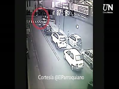 asesinato de oficial  | theYNC